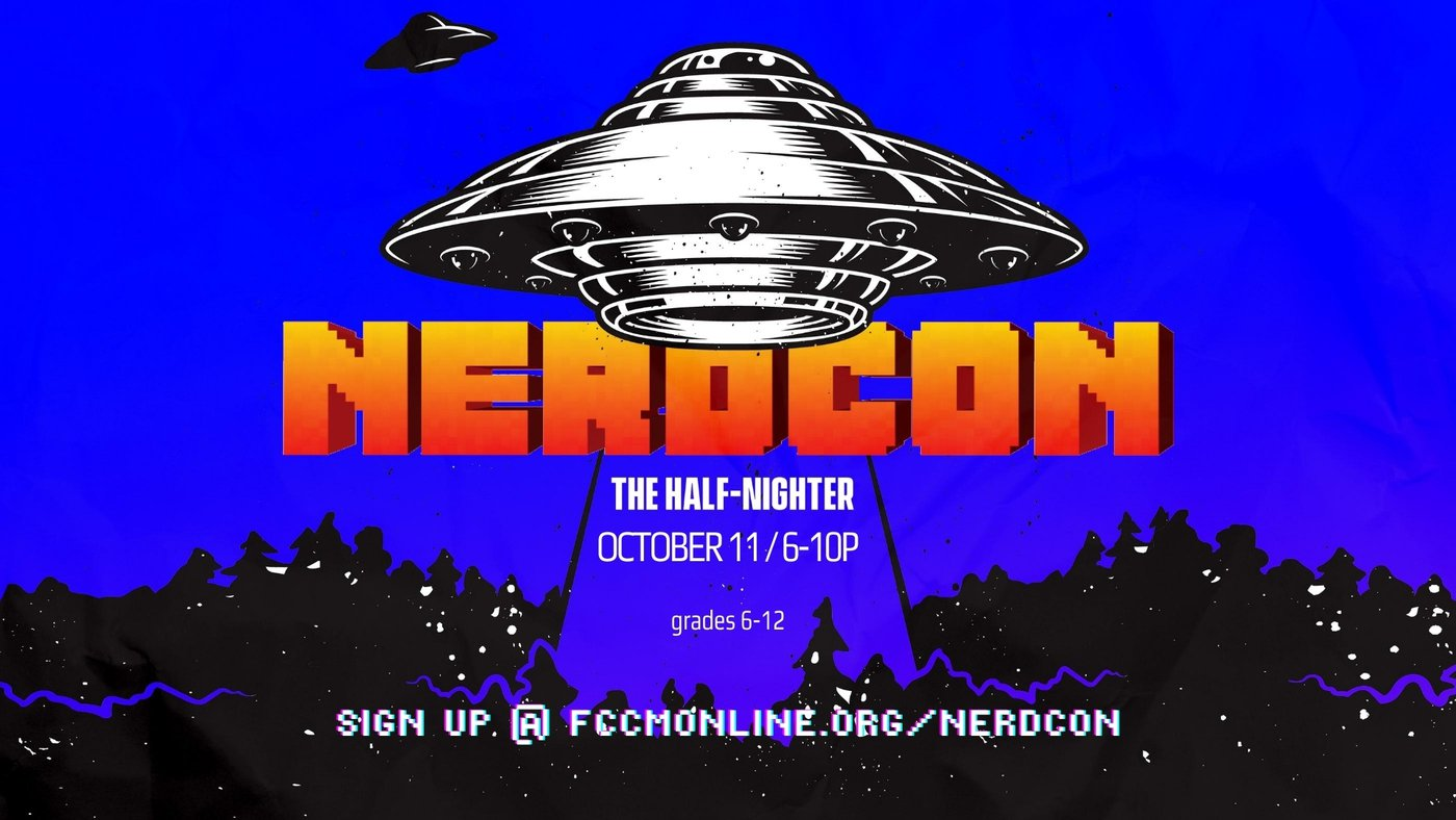NERDCON for Grades 6-12