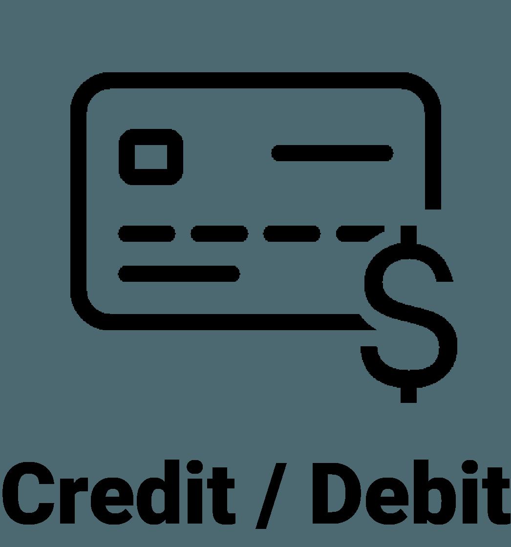 Credit / Debit