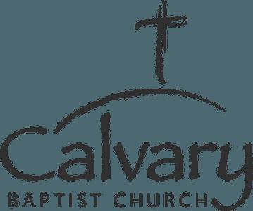 Sermons - Calvary Baptist Church