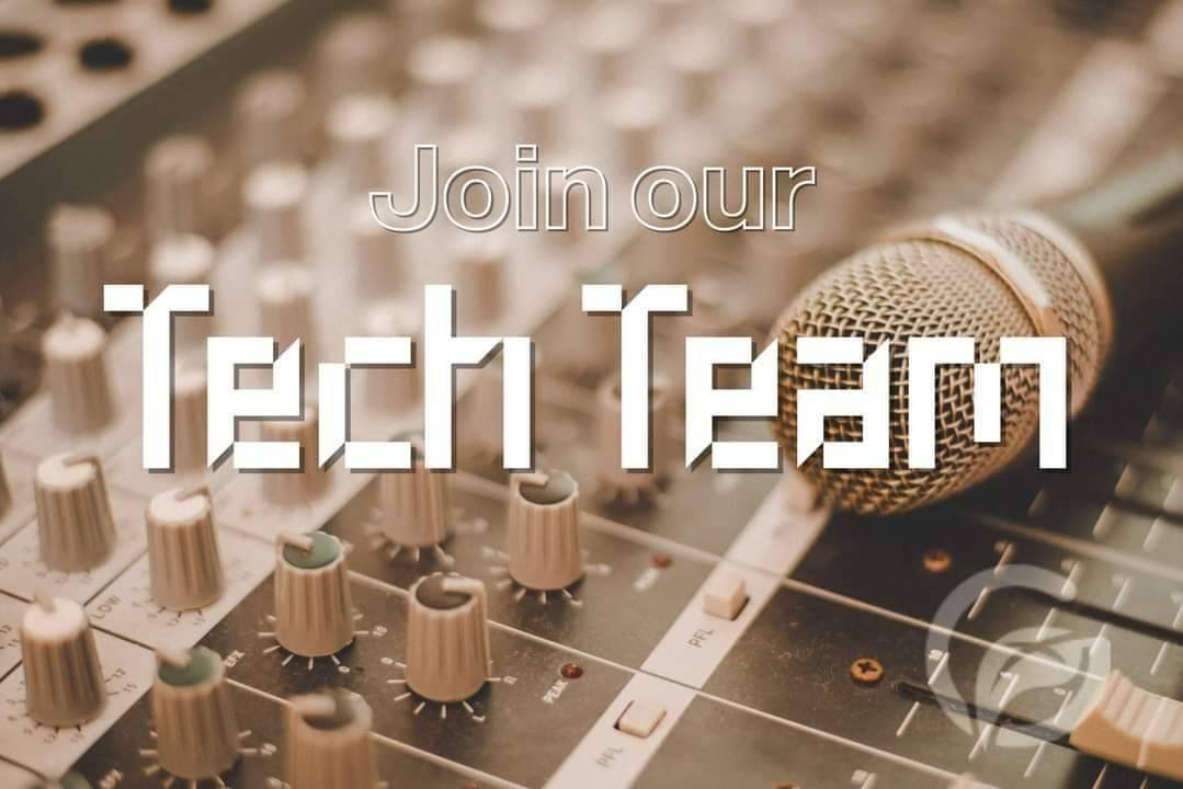 Join our Tech Team