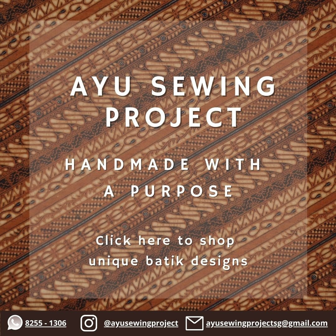 Ayu Sewing Project