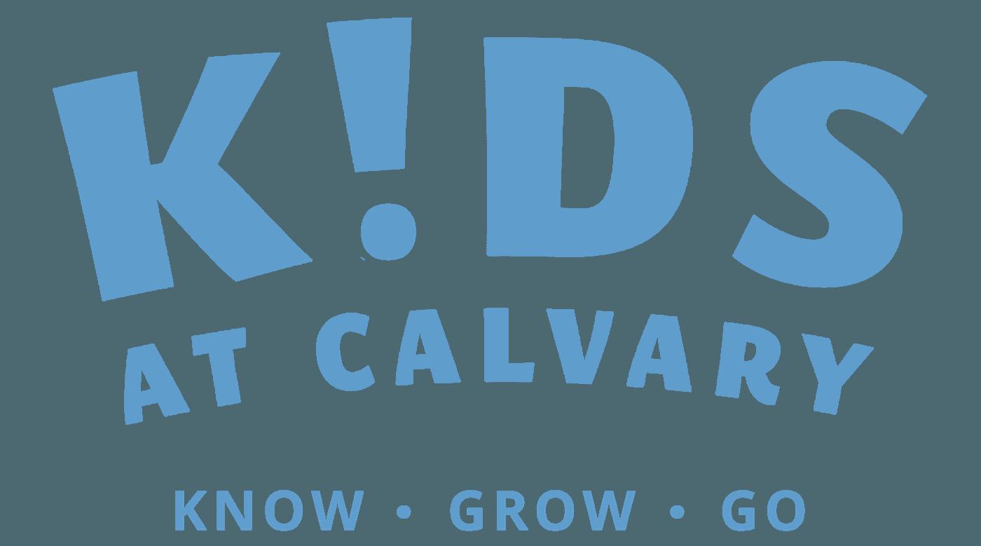 Kids at Calvary