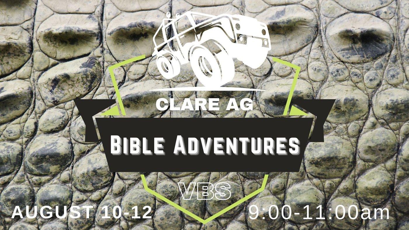 Bible Adventures VBS