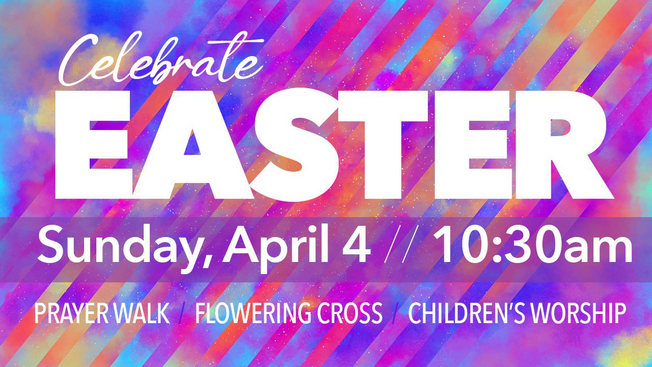 Come celebrate Easter at Westminster Baptist Church!  You'll experience a welcoming atmosphere and a powerful message of hope.  The kids will enjoy worship and activities designed just for them.  We can't wait to meet you this Easter!