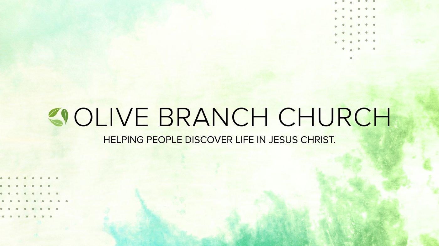 Olive Branch Church Online