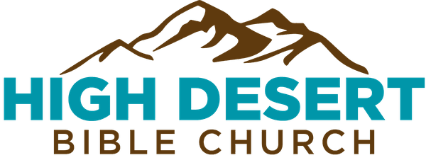 Welcome to High Desert Bible Church