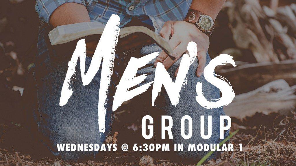 Men's Small Group at Nashville Grace Church of the Nazarene