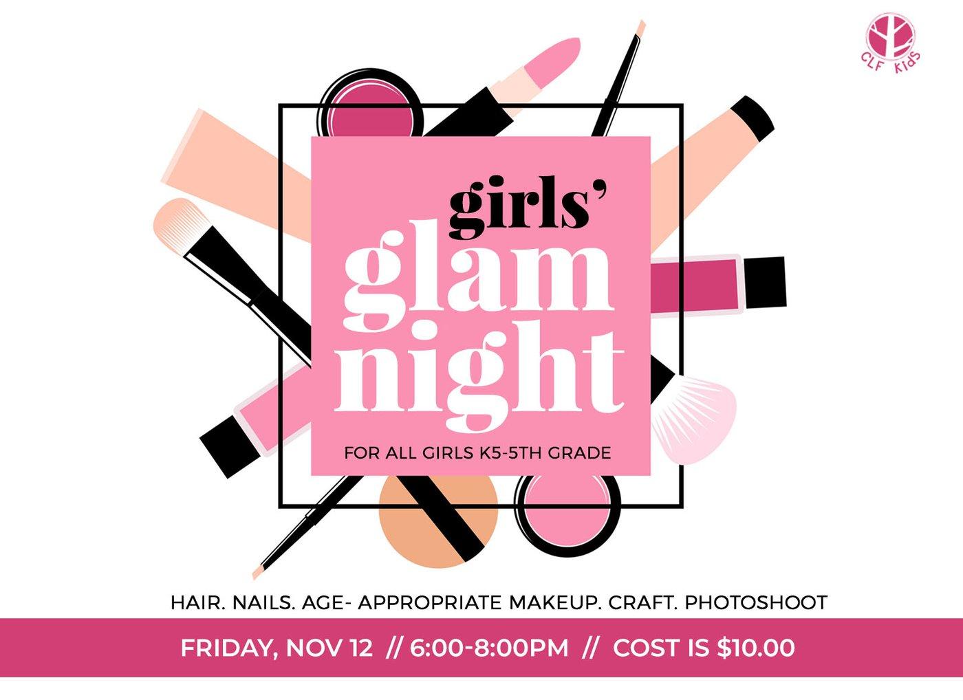 Girls Glam Night