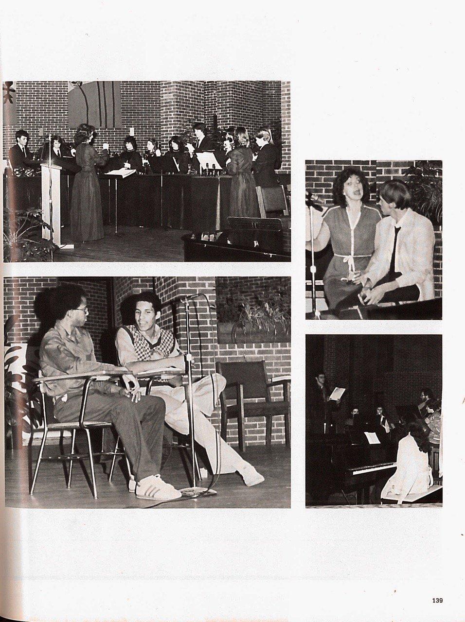 1982 AUC Minuteman, pg. 139