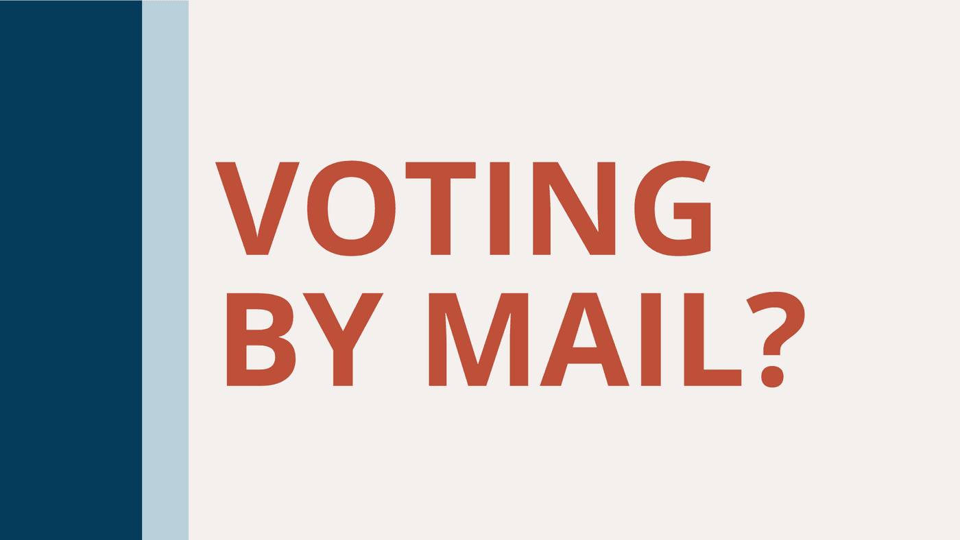 How to vote by mail for the 2020 Election in Iowa