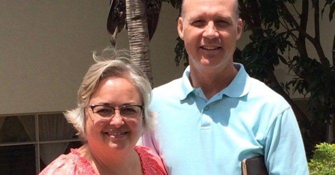 Gary and Kathy Heinrichs