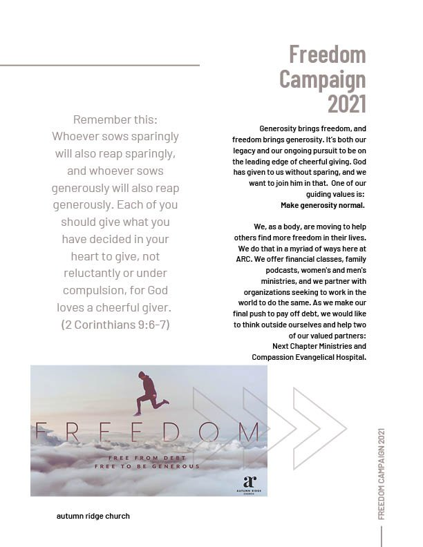 Freedom Campaign page 2