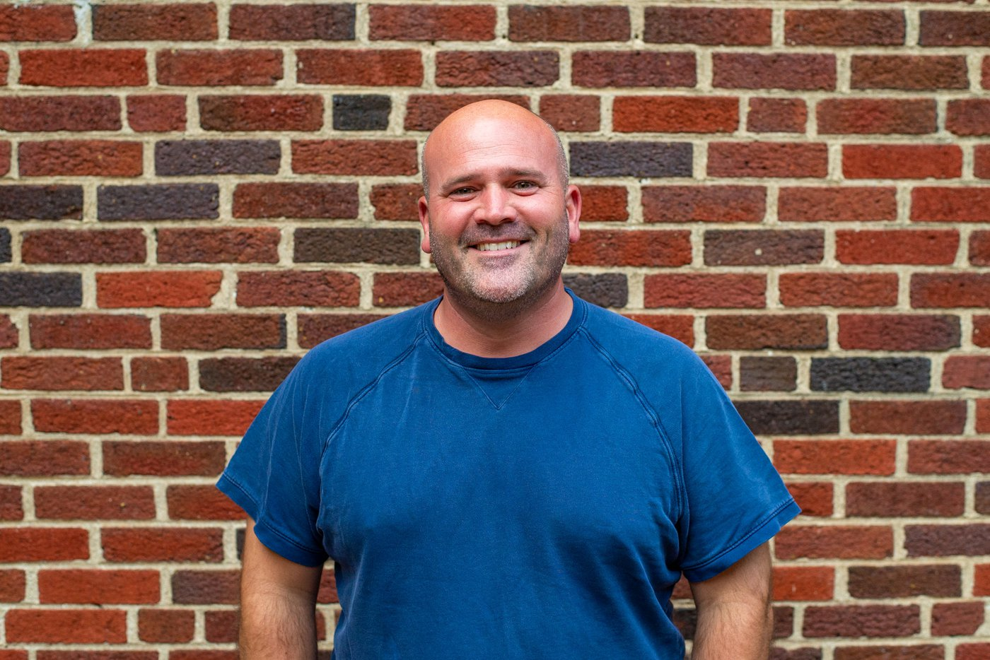 Adam Moore - pastor intern at The Point Lutheran Church