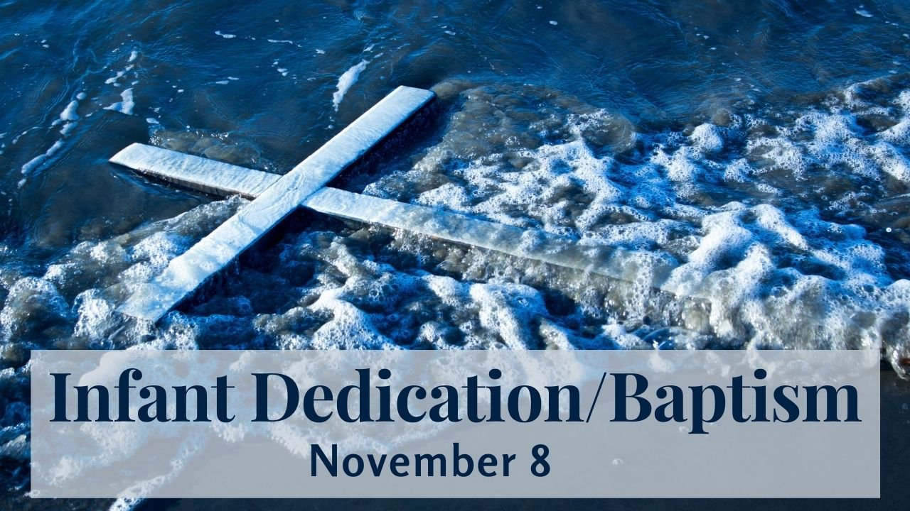 Believer's Baptism October 11