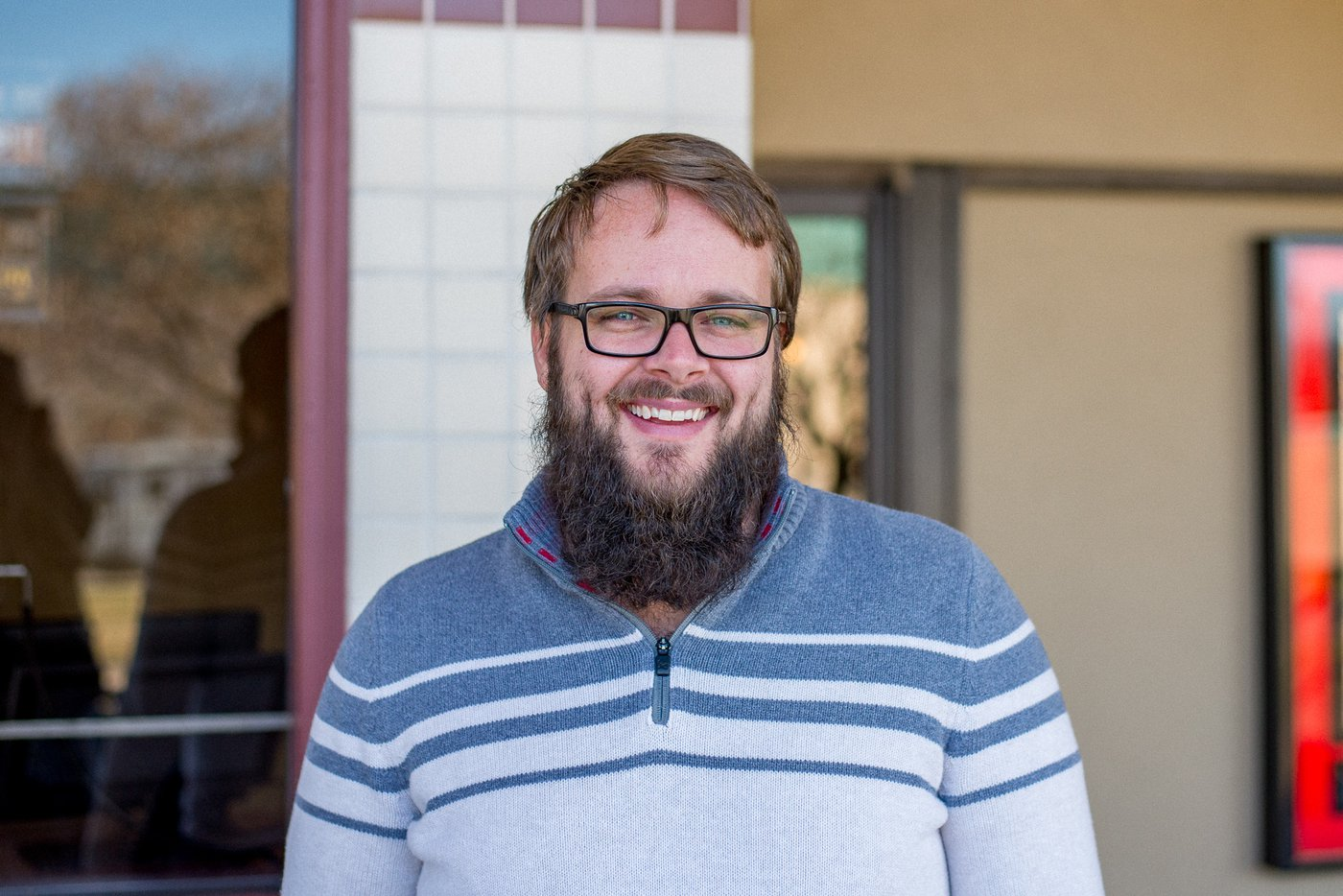 Pastor Adam Woldt - lead pastor at The Point Lutheran Church in Knoxville Tennessee