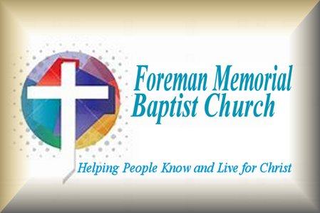 Foreman Memorial Baptist Church