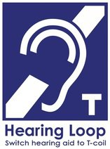 Hearing Loop Switch hearing aid to T-coil