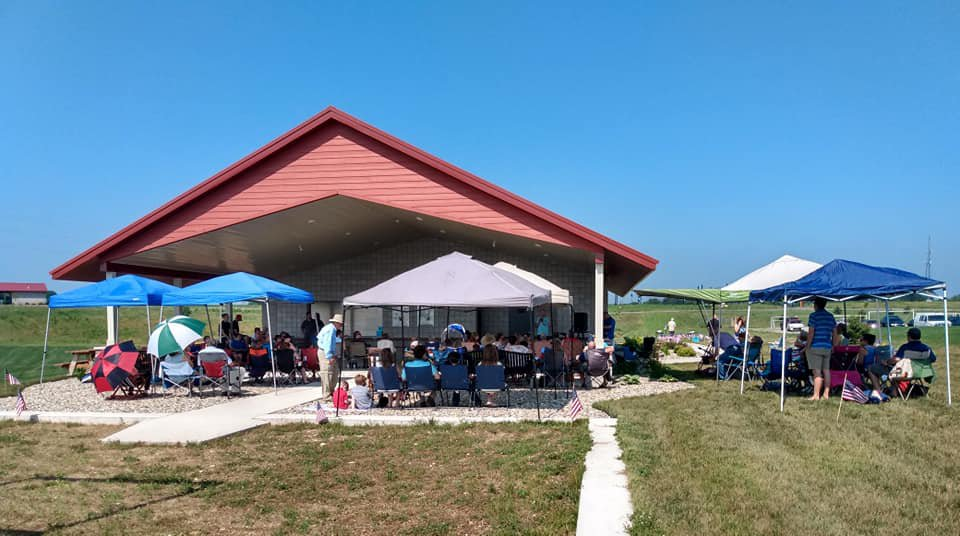 Our Outdoor Worship
