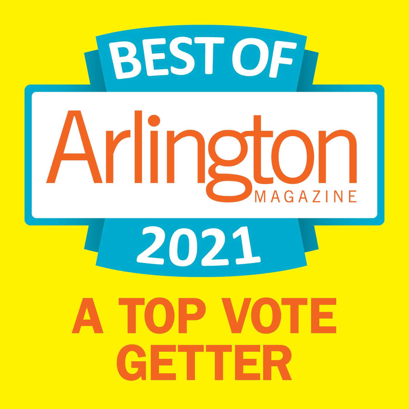Mount Olivet Preschool Best of Arlington Magazine 2021 Top Vote Getter