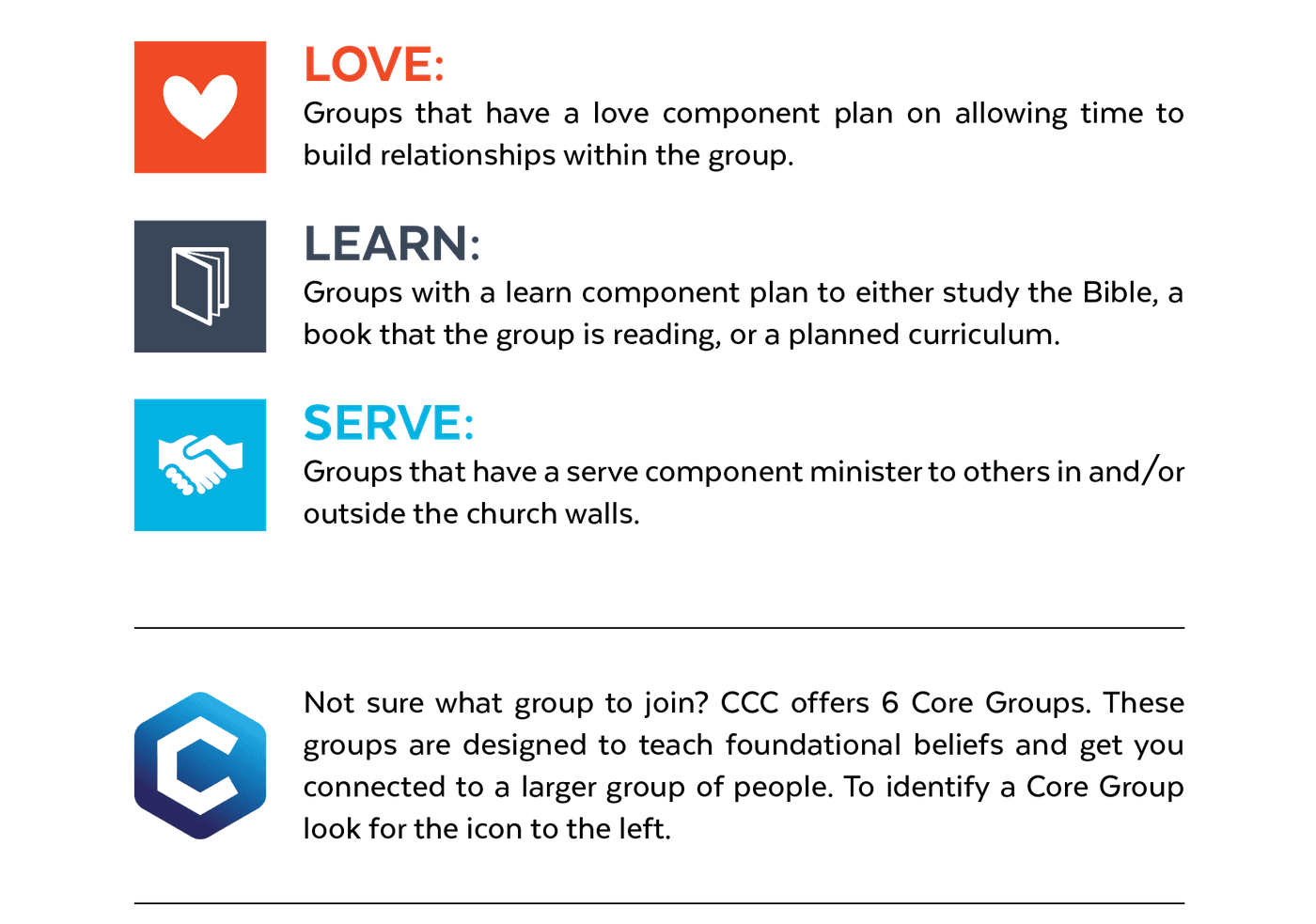 Life Group Catalog - CCC