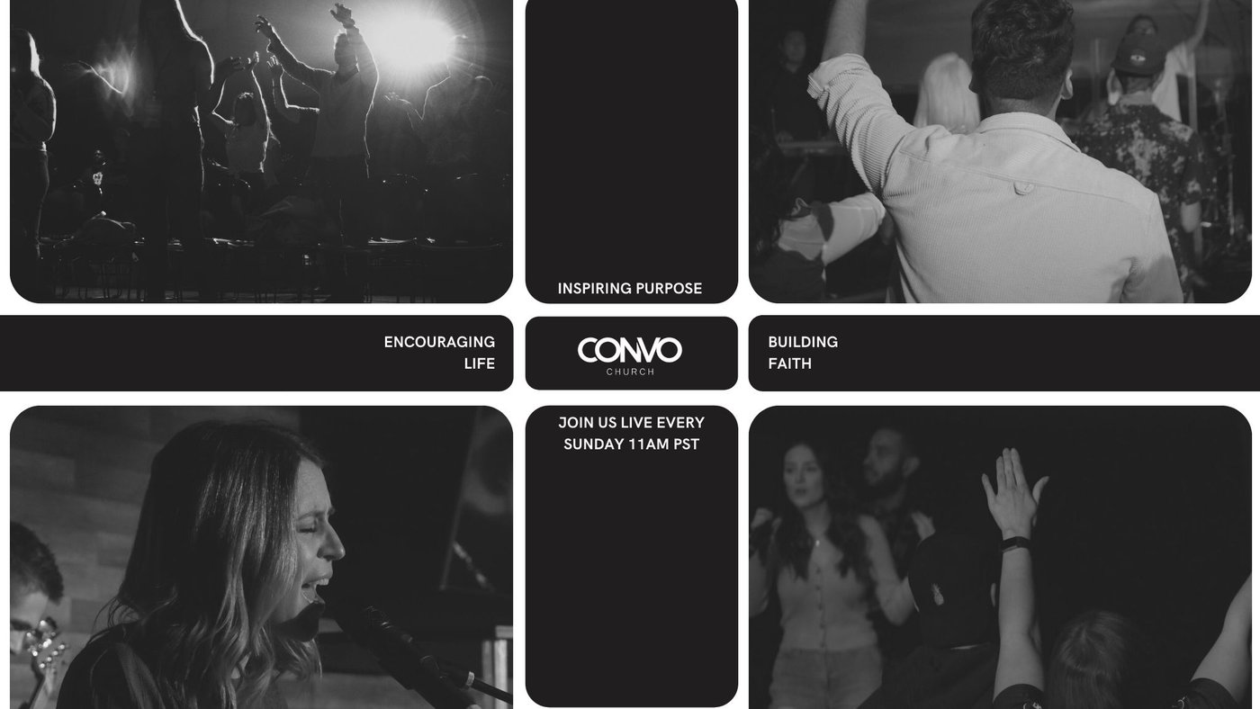 CONVO Church Online Campus, YouTube Channel