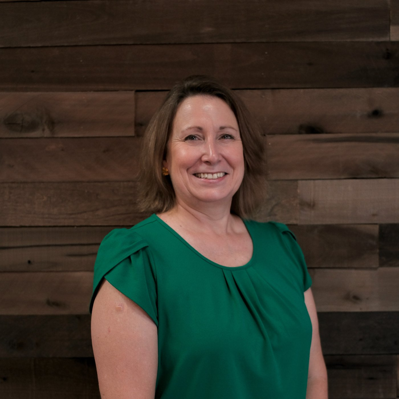 Team Development Leader Amy Gieger