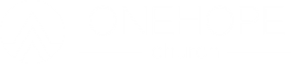 Welcome to One Hope Church