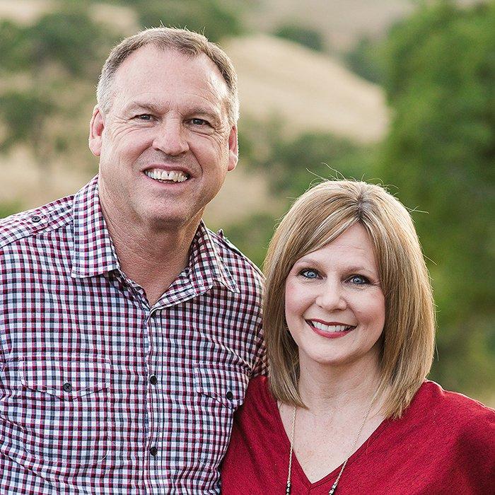 Pastors Mark and Pamela Butler