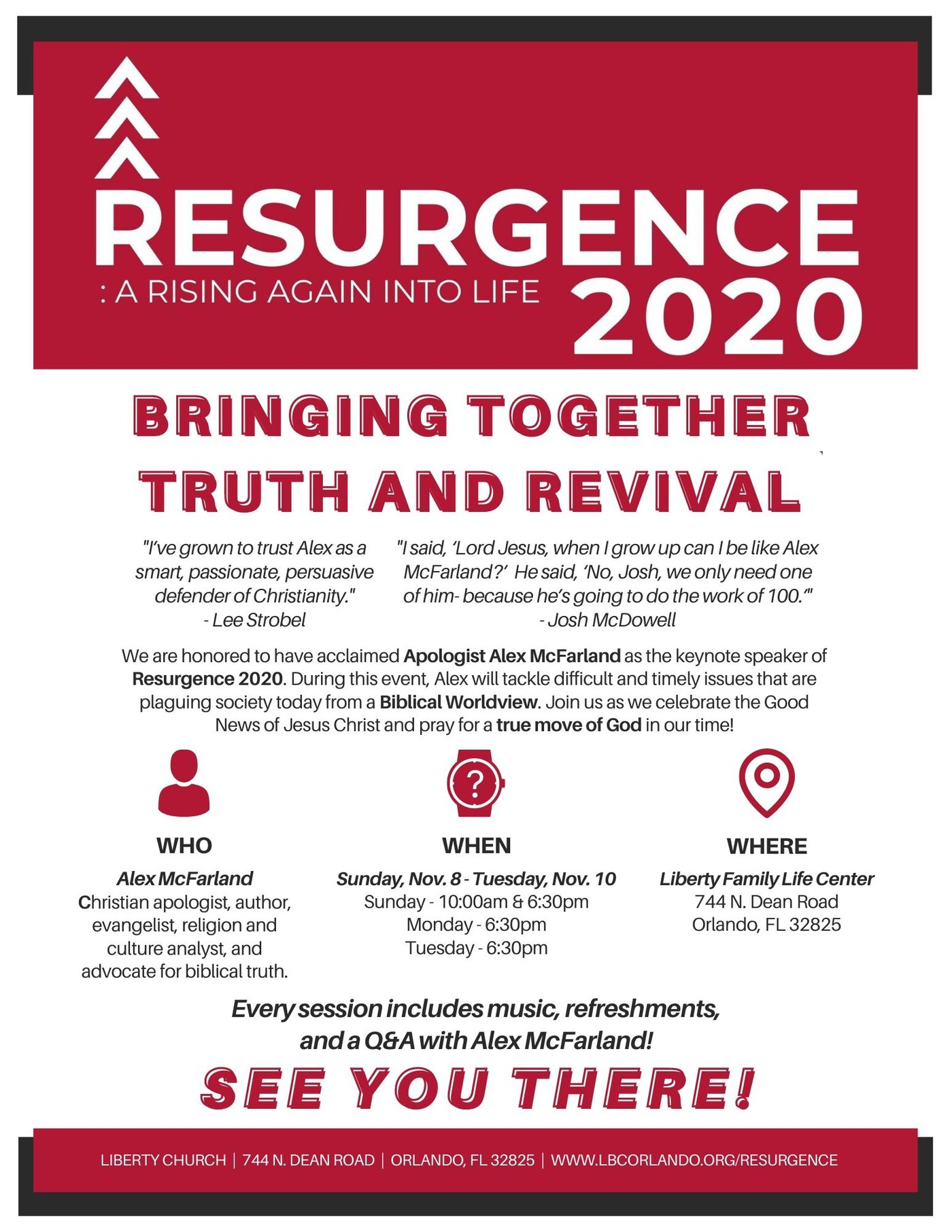 Resurgence 2020